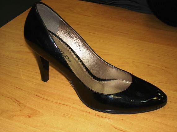 Туфли Лакированные Женские